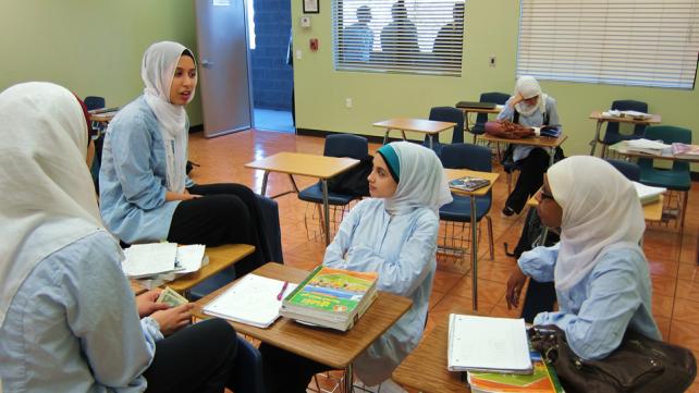 Why weekend Islamic school?