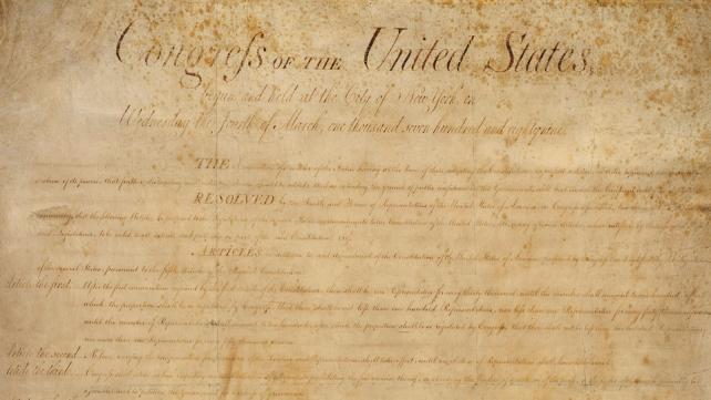 Constitutional Amendments 110 The Bill Of Rights Soundvision. Amendment I. Worksheet. 10 Mandments Worksheets For Kids At Clickcart.co