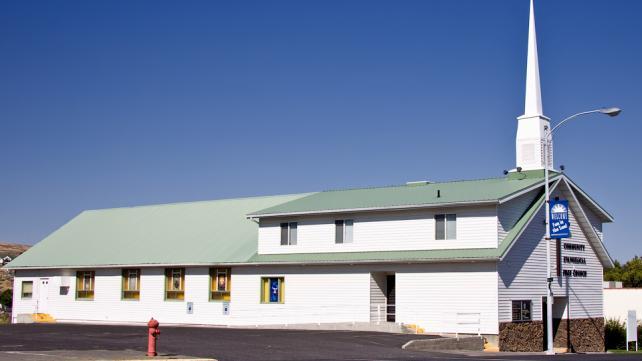 Community Evangeical Free Church of Soap Lake, WA, USA