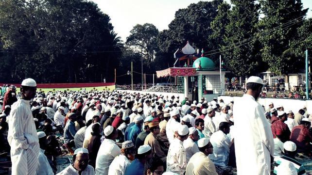 How to perform Eid-ul-Adha prayer | SoundVision com