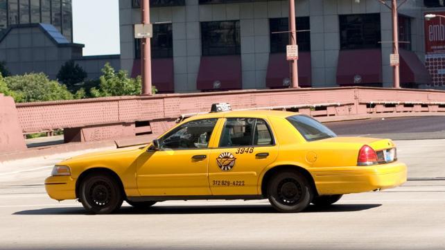 A Chicago Taxi