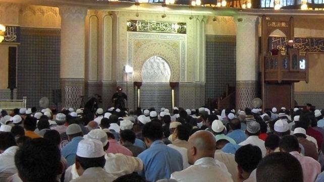 """Inside masjid negara"" by Alfianamy"