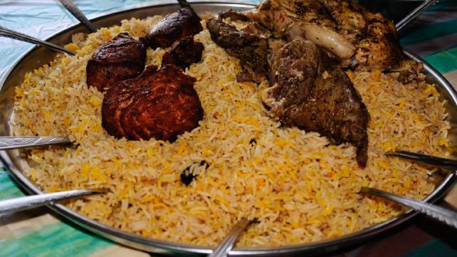 Middle east recipe saudi lamb with rice soundvision middle east recipe saudi lamb with rice forumfinder Choice Image