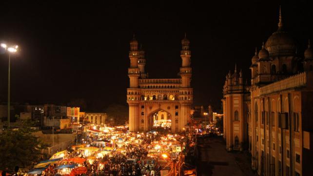 Muslim sites in india