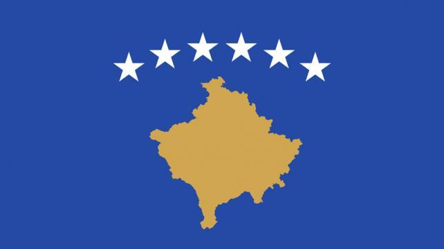 Flag of the Republic of Kosova