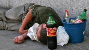 """Alcoholism - Street"" by Tamorlan"
