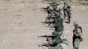 U.S. Marines in the Iraq War